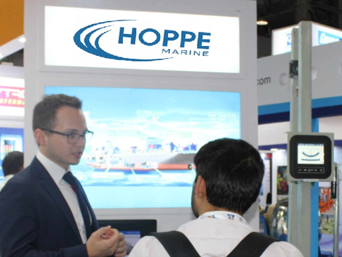 Hoppe Marine at the INMEX 2017