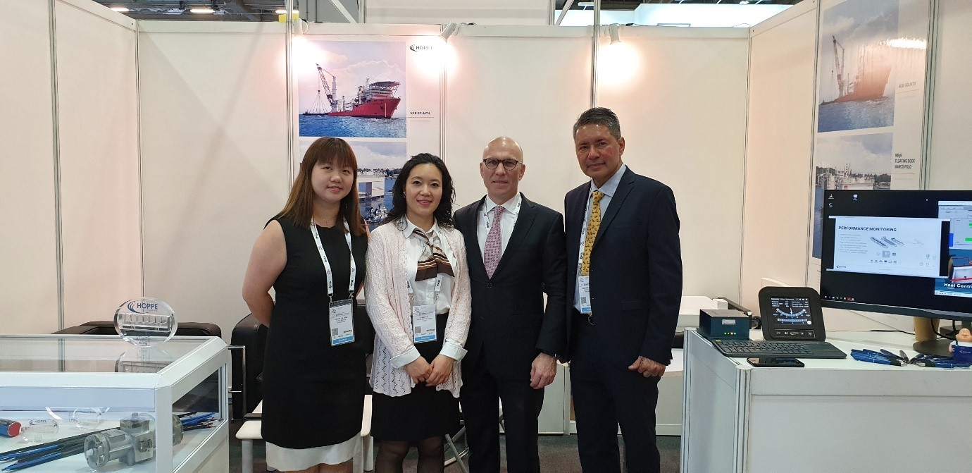 Hoppe on Sea Asia 2019